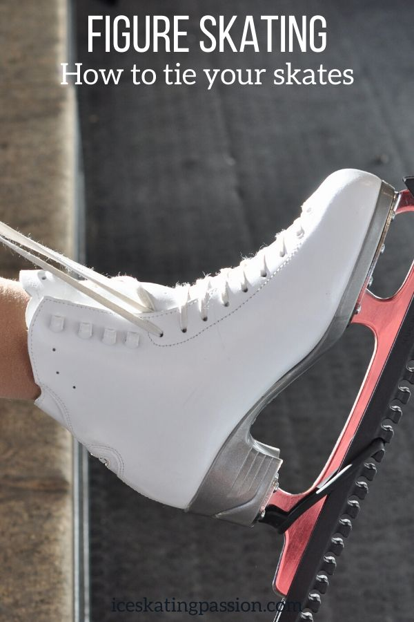 How to lace figure skate Pin3
