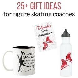 figure skating coach gift ideas