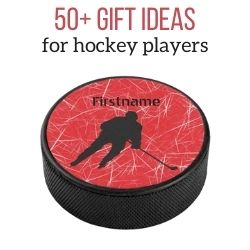 gifts for hockey players
