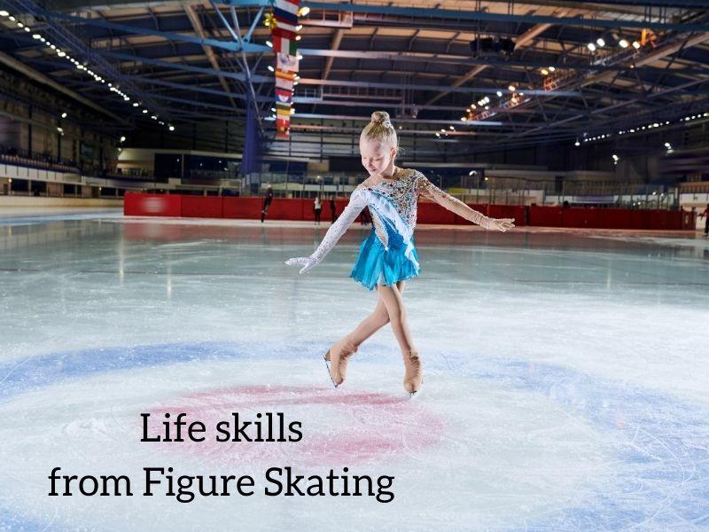 Figure skating life skills
