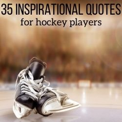 Inspirational ice hockey quotes