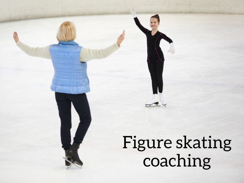 Figure skating coaching