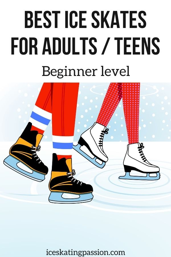 best ice skates adults beginners Pin2