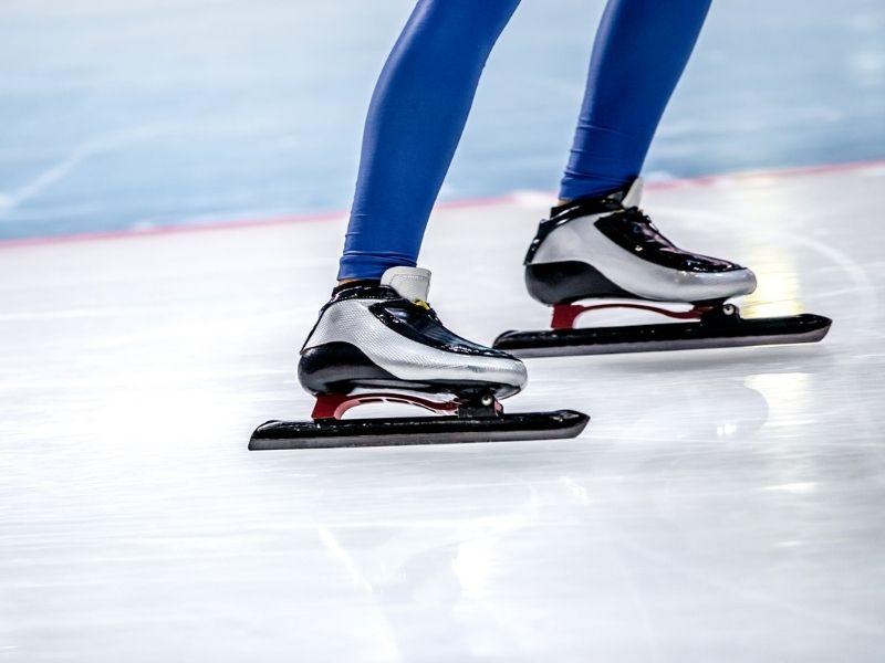 short track skates