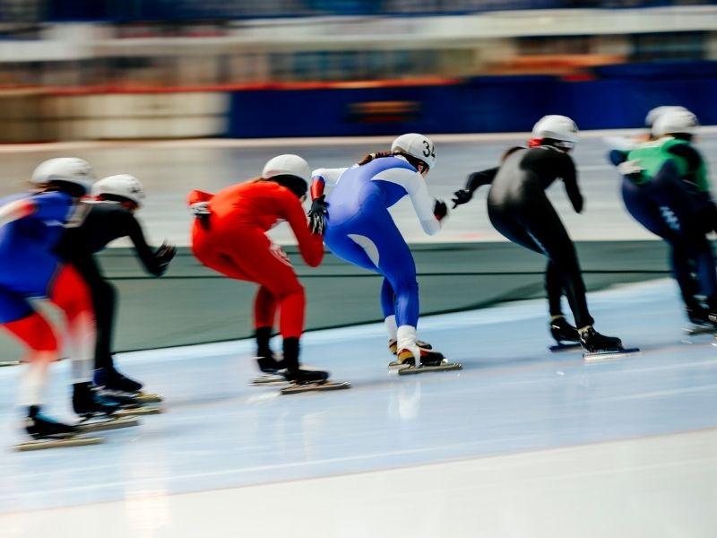 speed skating introduction mass start