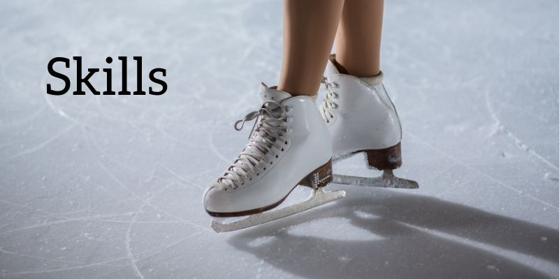 figure skating level skills