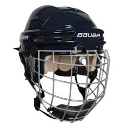 Bauer 4500 youth hockey helmet with cage